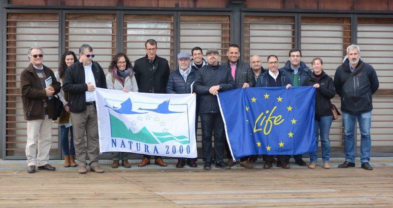 Presentación del proyecto LIFE Fluvial en Portugal