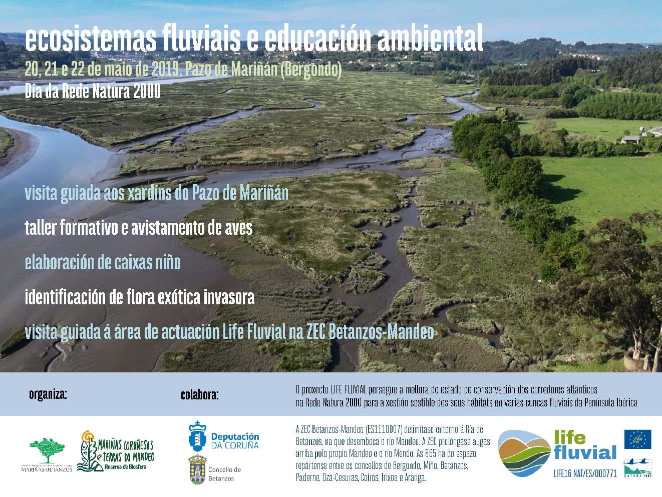 Celebración del día de la Red Natura 2000, 2019