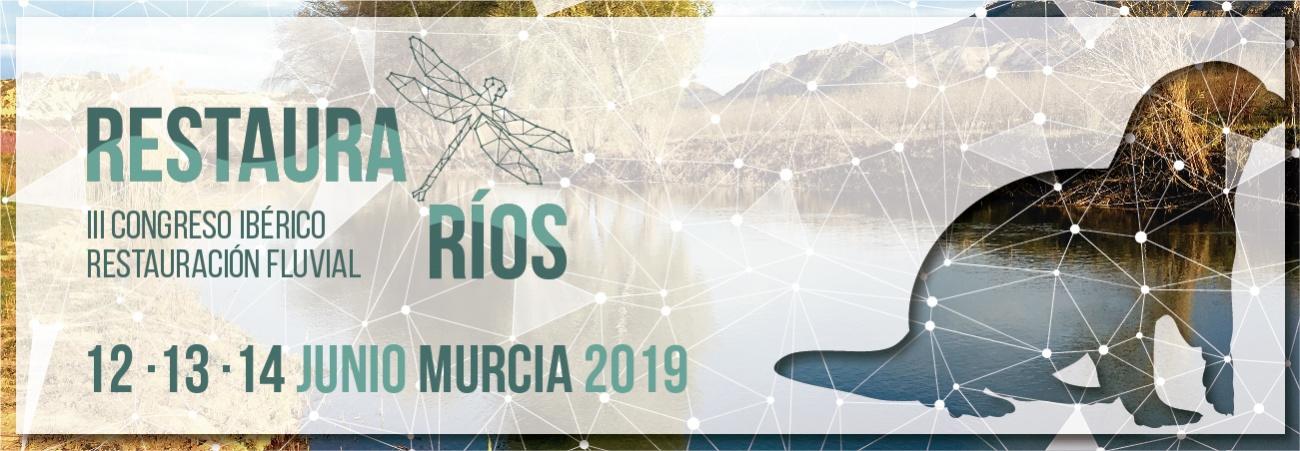 LIFE Fluvial participa en el III Congreso Ibérico de Restauración Fluvial RestauraRíos 2019