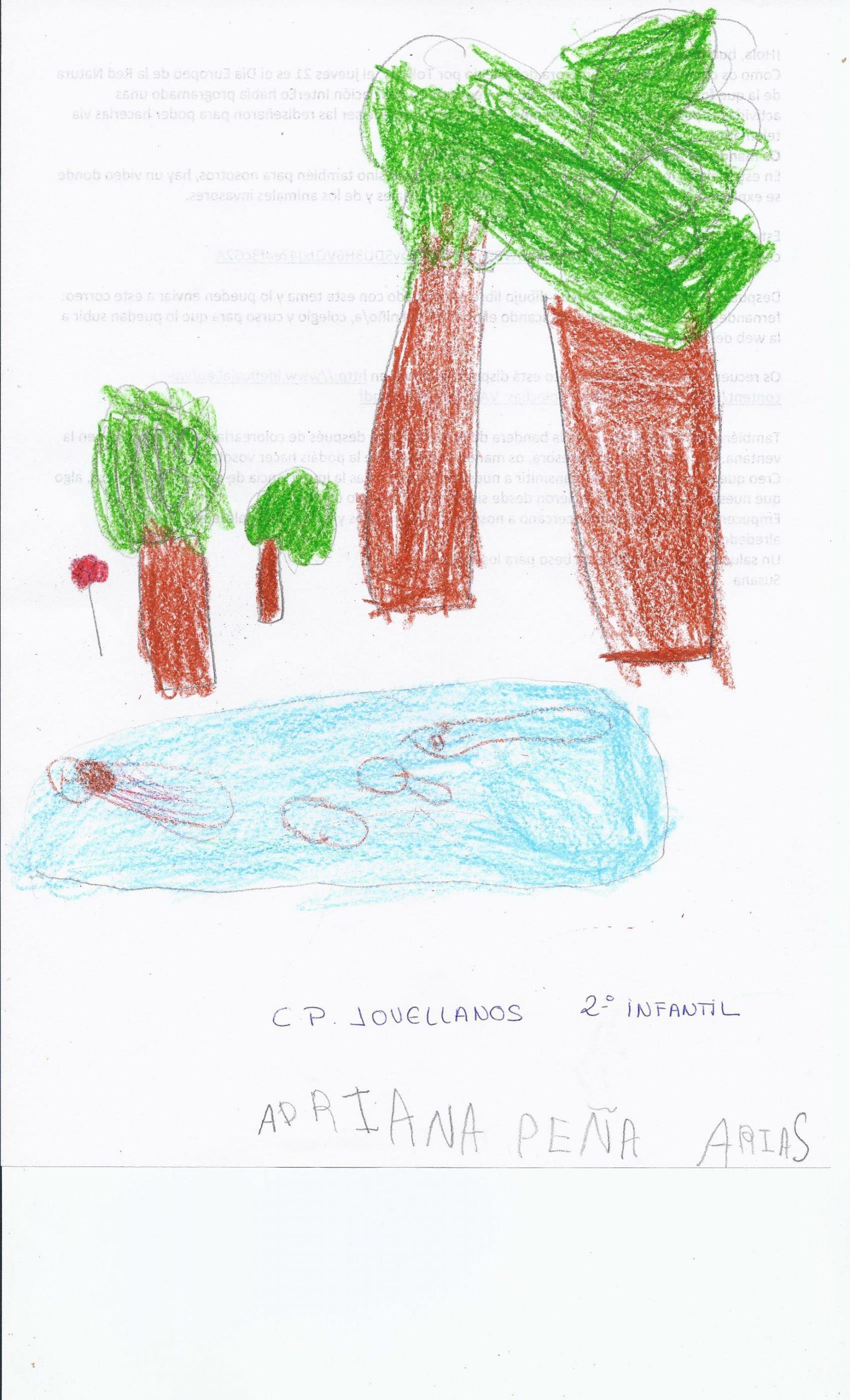 Adriana Peña Arias - 2º Infantil - CP Jovellanos