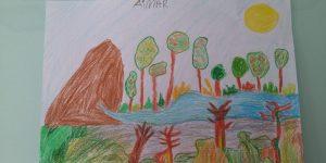 Aimar Fdez Pérez - 2º Infantil - Cole Piantón 2